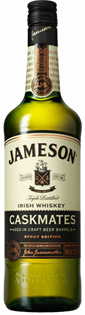 Jameson Irish Whiskey Caskmates Stout Edition 1.00l